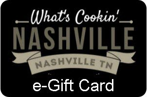 What's Cookin' e-Gift Card
