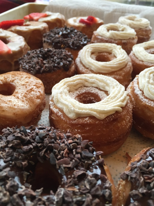 100 Layer Donut -
