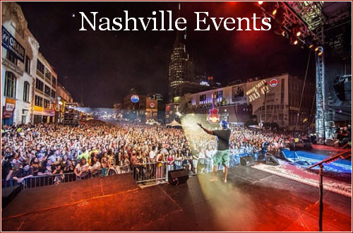 Nashville TN Events