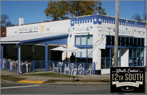 Taqueria del Sol 12th South Nashville TN