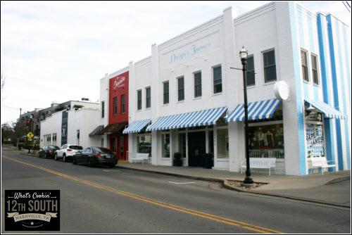 12th South District Businesses Nashville TN 1