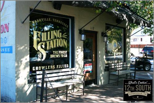 Filling Station 12th South Nashville TN