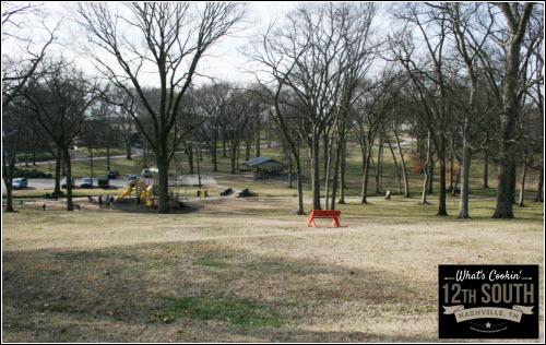 Sevier Park 12th South District Nashville TN