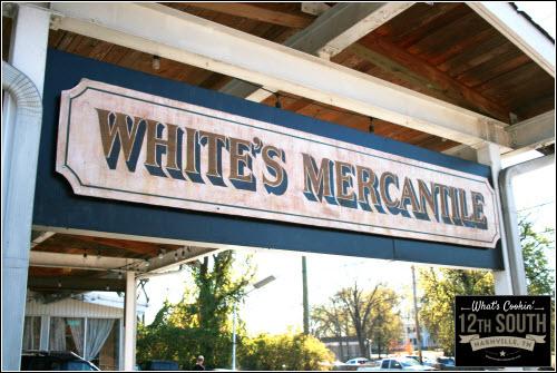 White's Mercantile 12th South Nashville TN