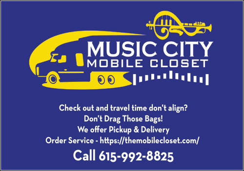 Music City Mobile Closet Nashville TN What's Cookin' Nashville